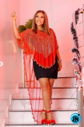 After slandering entitled fans, Iyabo Ojo teases with stunning photos